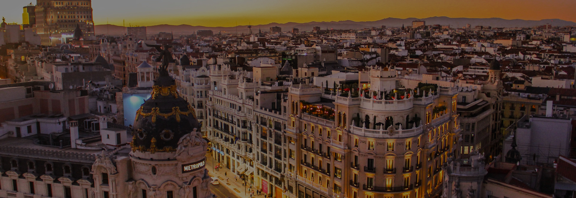 Orientation Meetings - Madrid