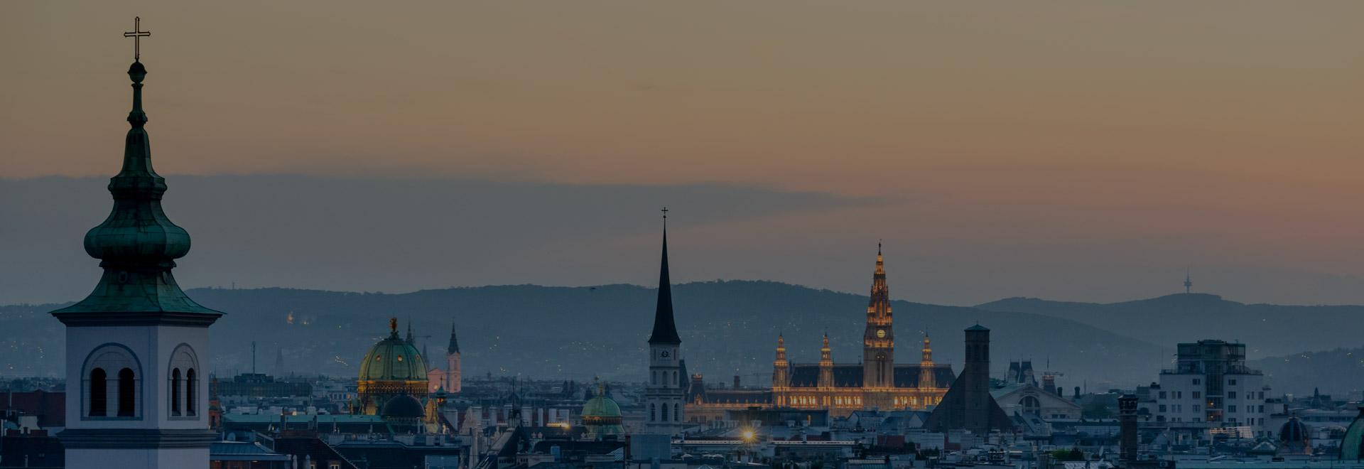 Orientation Meetings - Vienna