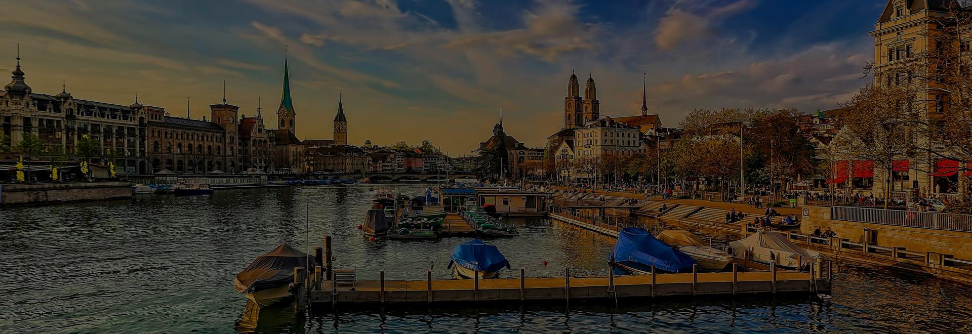 Orientation Meetings - Zurich