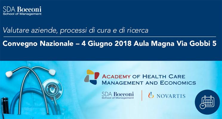 Efficienza, qualità clinica, percorsi di cura e innovazione. Il futuro del sistema salute
