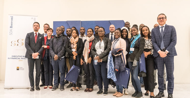 SDA Bocconi School of Management for Fundo Soberano de Angola