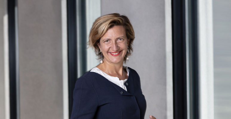 Silvia Candiani Is the New President of the Alumni