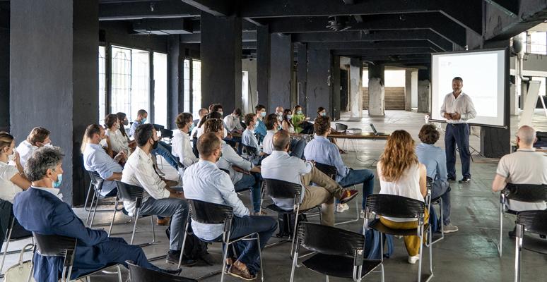EMF on-site visit: Borghi, la finanza per il management dei progetti di sviluppo immobiliare