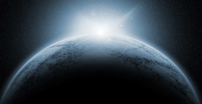The Moon, a new frontier of mineral resource supply