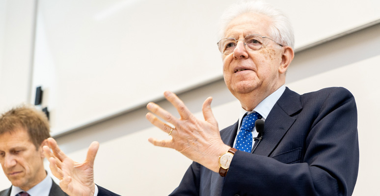 Monti: a challenge that can revive europe