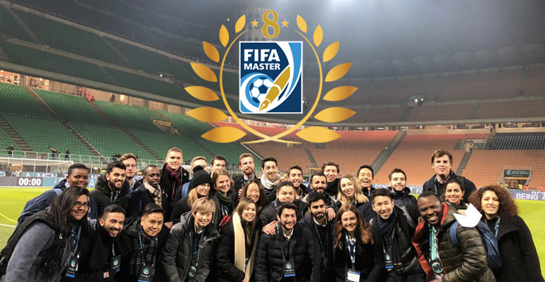 SDA Bocconi's FIFA Masters is in first place once again in the latest SportBusiness ranking