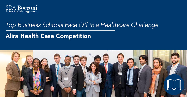 Top Business Schools Face Off in a Healthcare Challenge
