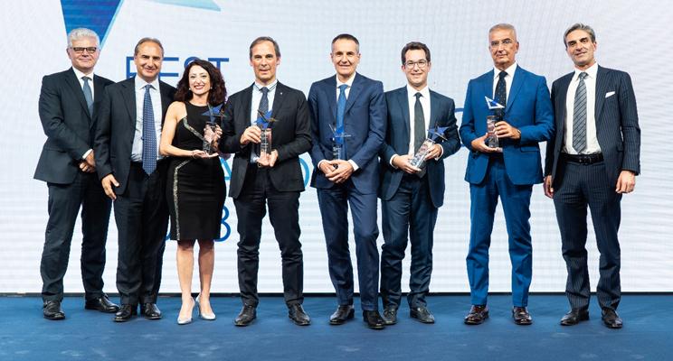 Epta Group Vince il premio all'eccellenza italiana in fatto di innovazione e sostenibilità