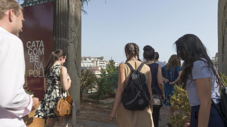 Arte e cultura a servizio del territorio. Accordo in partnership con le Catacombe di Napoli e Rione Sanità