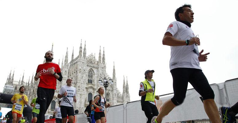 Gli Executive MBA per la Milano Marathon 2019: #run4Bocconi