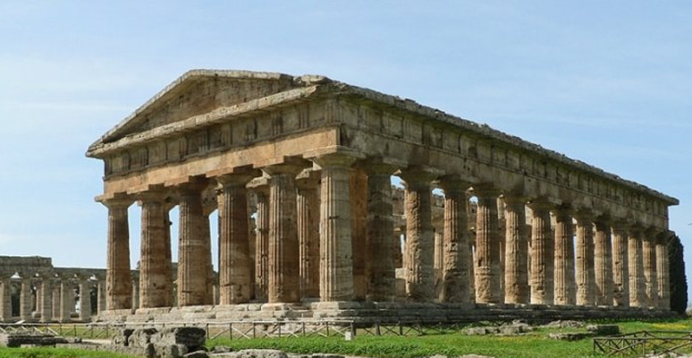 Fundraising in Paestum, the winning Bet of a MAMA alumna