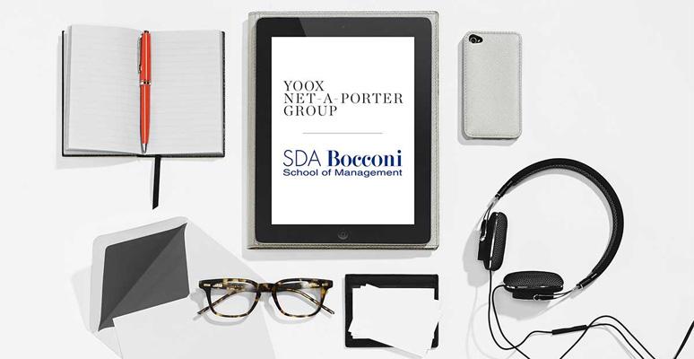 SDA Bocconi e YOOX NET-A-PORTER GROUP,  insieme per accrescere le competenze digitali nelle aziende moda