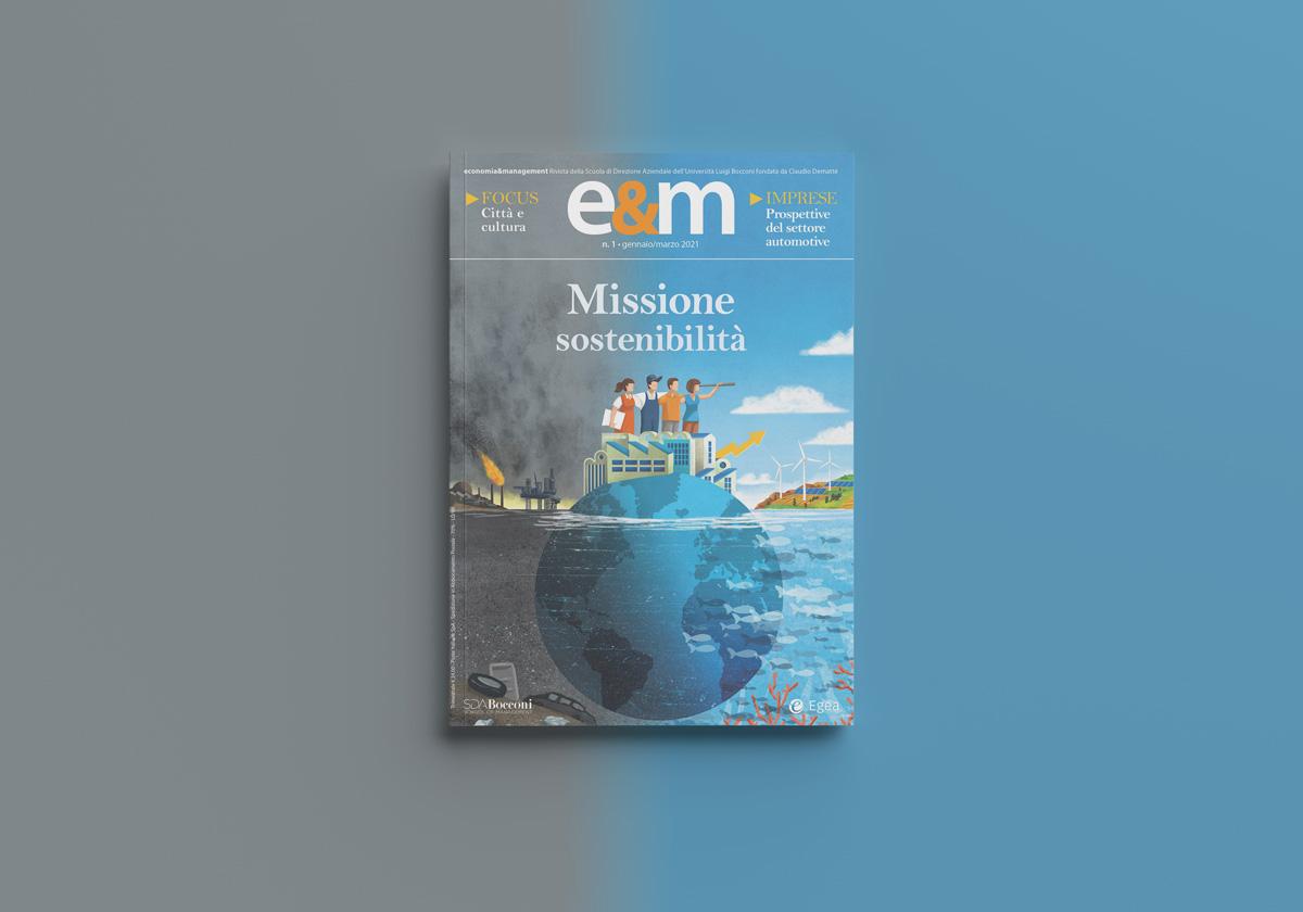 Missione sostenibilità