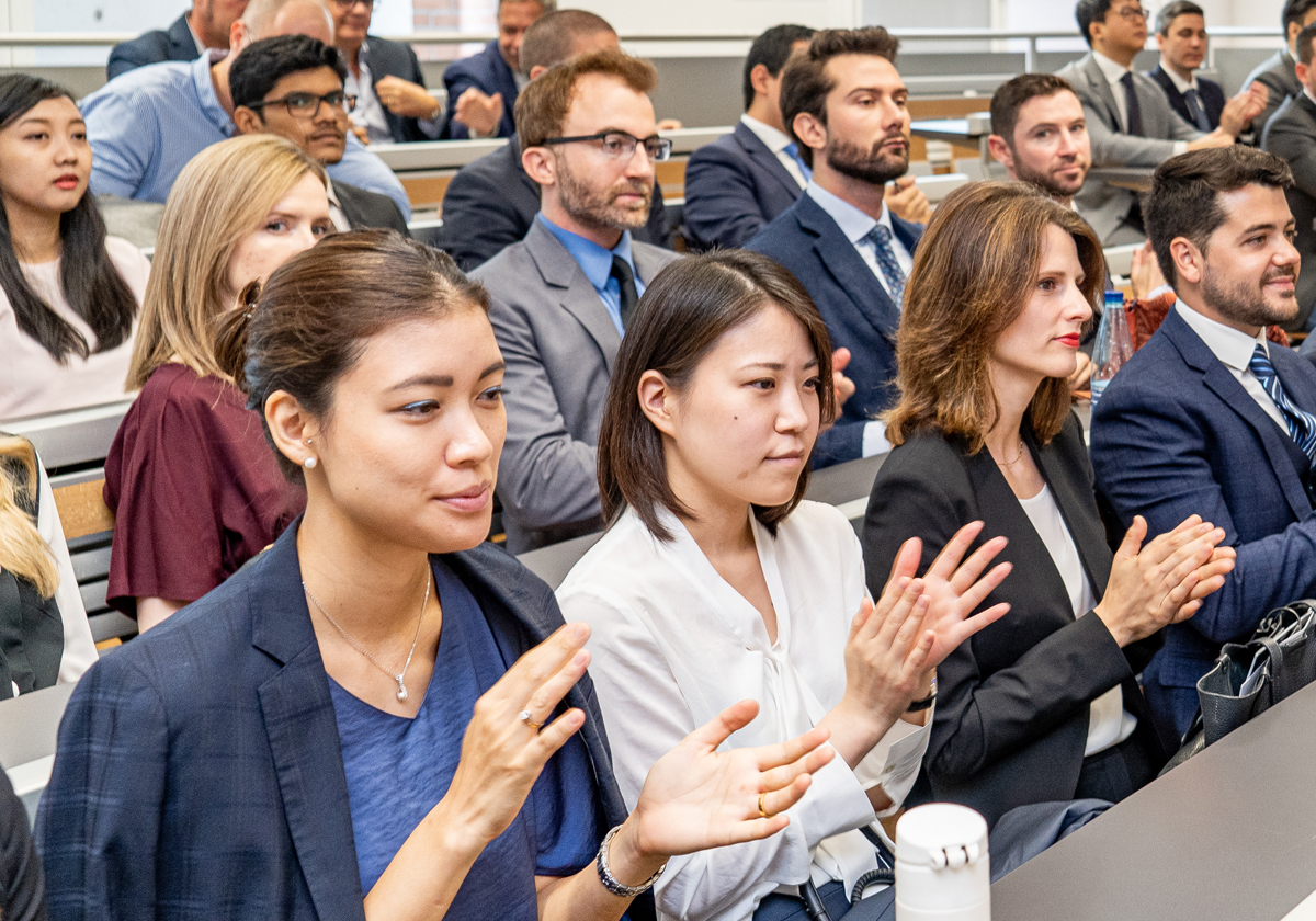 Open Doors for the New MBAs