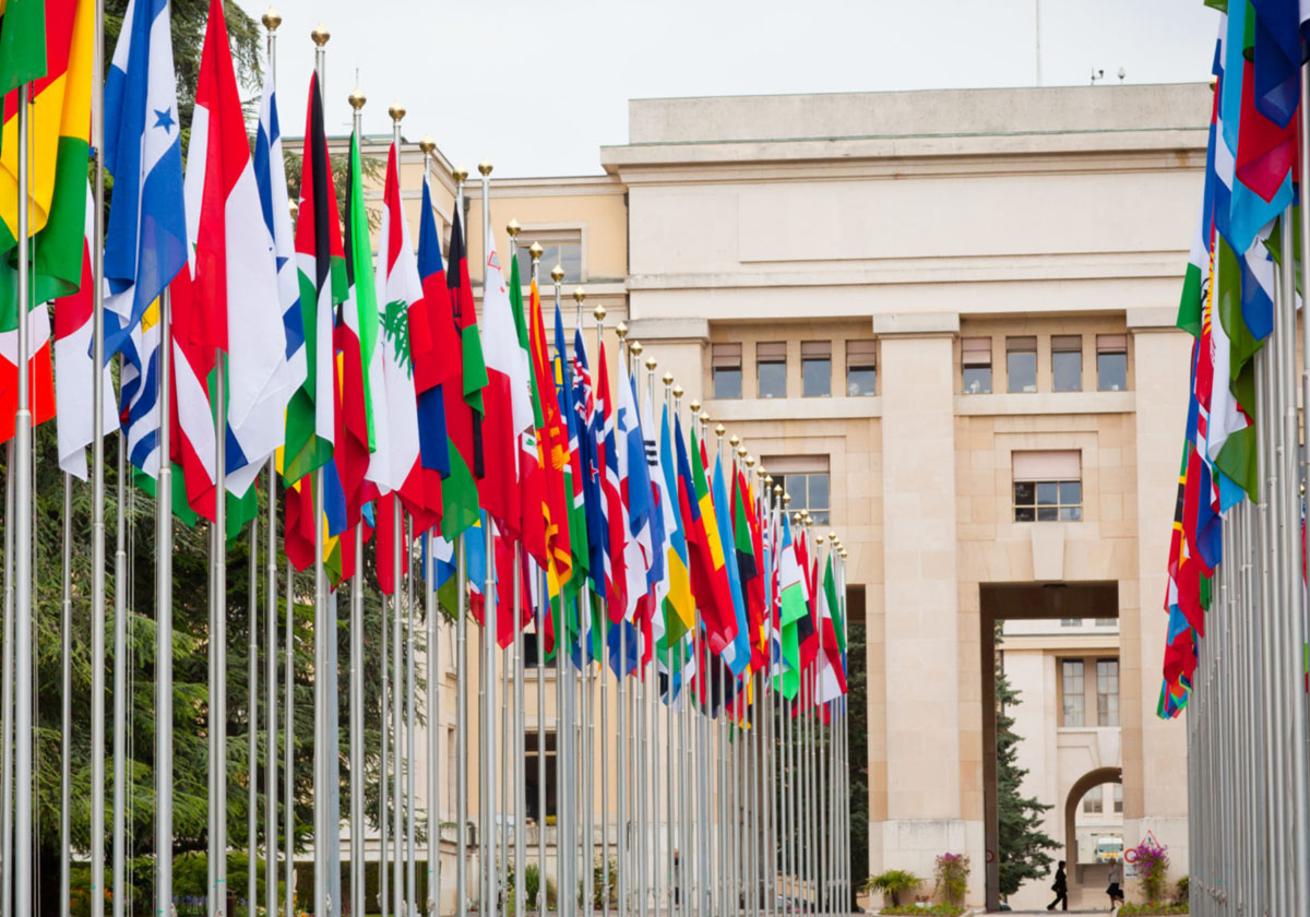 Celebrating 100 Years of Multilateralism