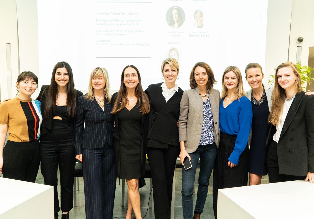 Women & Money, the most concrete face of gender (dis)parity