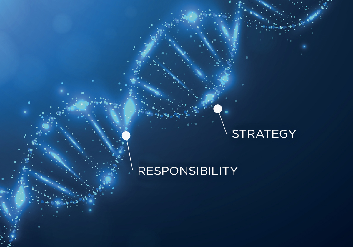 "Finance for the ""new normal"", strategy and responsibility in its DNA"
