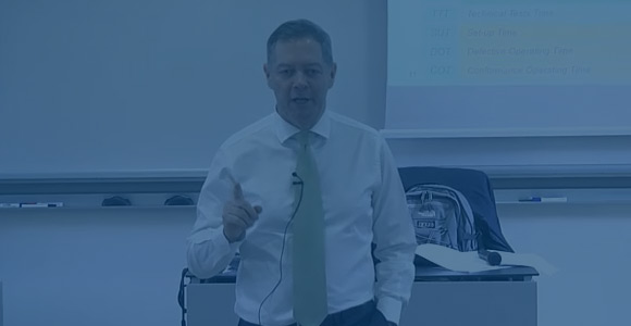 Full-Time MBA Class on Operations Strategy, Operations focused management - Alberto Grando