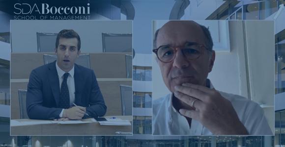 Intervista a Corrado Passera, illimity