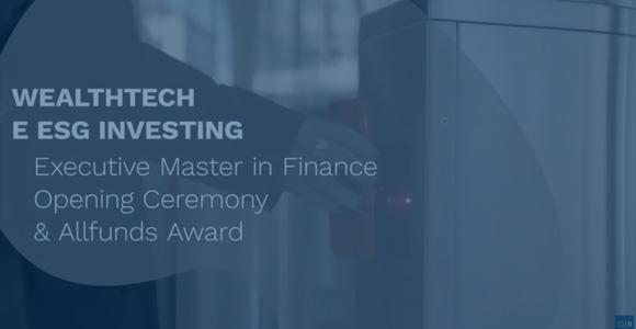 EMF Opening Ceremony & Allfunds awards