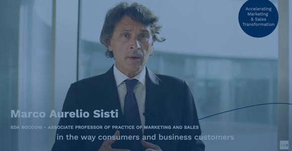 #HotTopics: Accelerating Marketing & Sales Transformation - Marco Aurelio Sisti