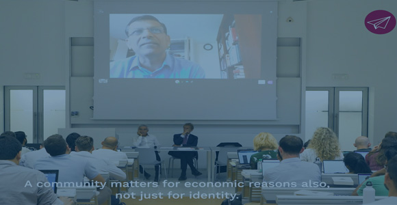 Special MBA Seminar with Raghuram Rajan | Populism in Emerging Economies: the role of the Third Pillar