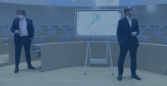 Presentazione Web - La finanza nel mondo che cambia: EMF Career Transformation
