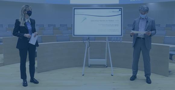 Presentazione Web - La finanza nel mondo che cambia: EMF Transformation