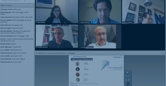 Strategic Finance Forum LIVE - Chief of Strategy a confronto