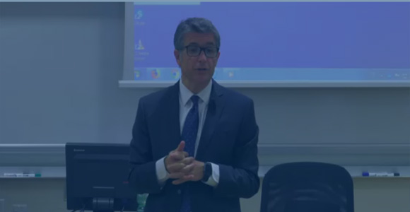 Special MBA Seminar with Patrizio Pagano - Meet the World Bank (and its job opportunities)