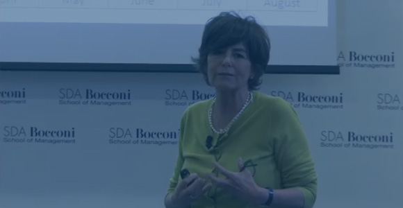 Full-Time MBA Class with Lucrezia Reichlin, London Business School - Nowcasting: How to Make Useful Economic Prediction