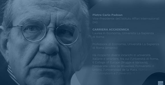 EMF Leader Series con Pietro Carlo Padoan