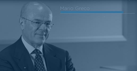 EMF Leader Series - Mario Greco