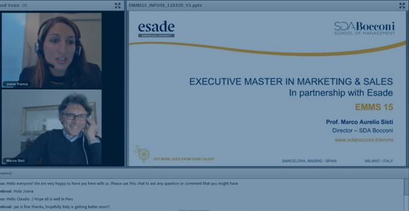 Online Session - Discover EMMS 15th edition
