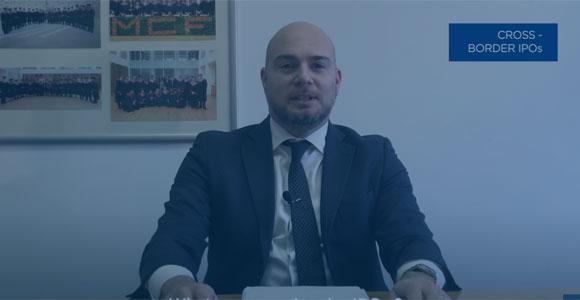 #HotTopics: Cross Border IPOs - Alberto Dell'Acqua
