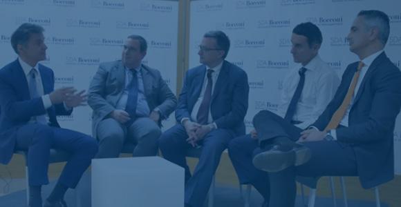 EMF Leader Series - G. Castagna, M. Morelli, A. Munari e C. Scardovi