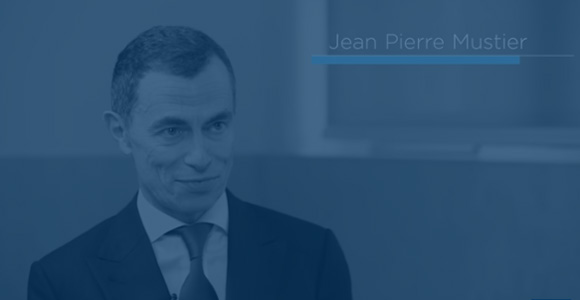 EMF Leader Series - Jean Pierre Mustier