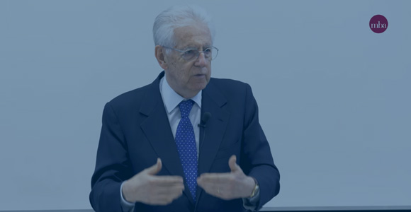 Leadership series - Mario Monti