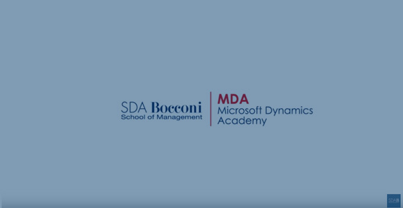 MDA TALENTS - Microsoft Dynamics Academy