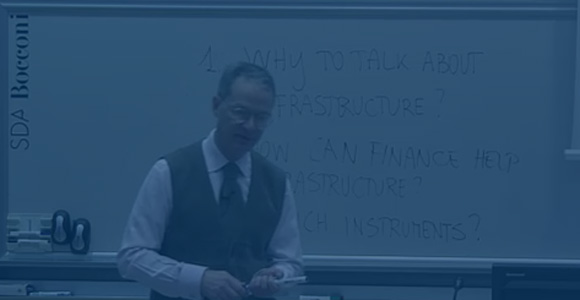 MCF Class on Structured and project finance - Stefano Gatti