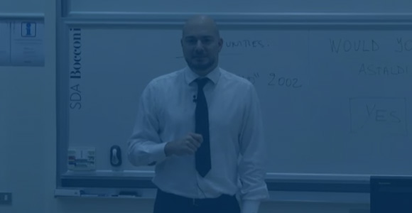 MCF Class on Corporate Valuation - Alberto Dell'Acqua