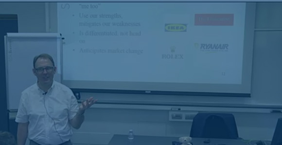 MIHMEP Class - Marketing Strategies in Medical Markets - Brian Smith