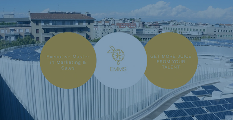 EMMS - Executive Master in Marketing and Sales