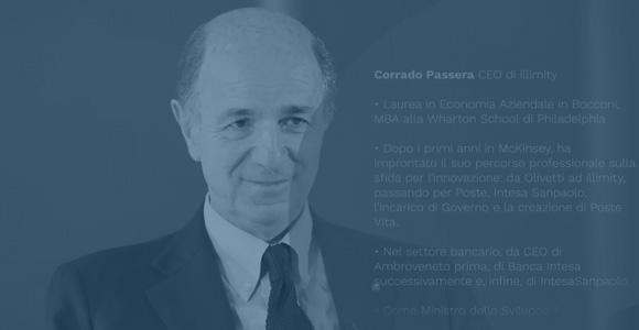 EMF Leader Series - Corrado Passera