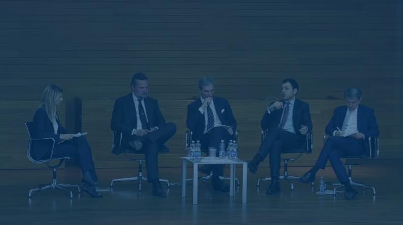 Real Estate Business Trasformation HUB con G. Abatista, A. Beltratti, A. Bezzecchi, A. Borghi, L. Cimaschi