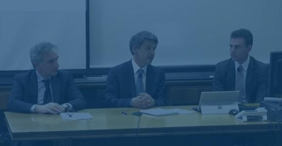 Special Seminar - Fausto Marseglia e Danilo Verdecanna