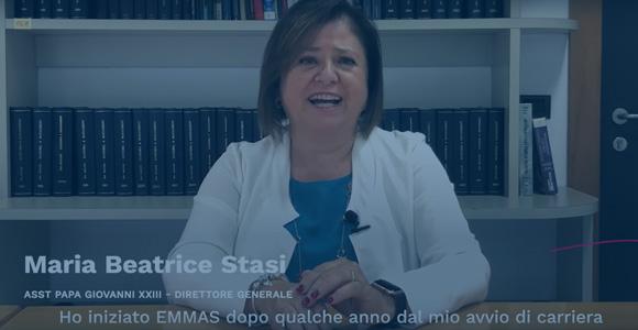 Il valore di EMMAS. La storia di Maria Beatrice Stasi