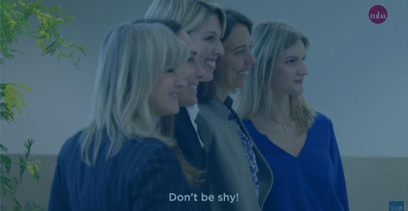 Special MBA Club Event: Women & Money with Gini Dupasquier, Chiara Berlendi, Ilaria Bertizzolo, Tiziana Bocus